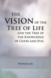The Vision of the Tree of Life and the Tree of the Knowledge of Good and Evil - Slightly Imperfect