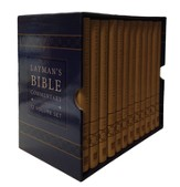 Layman's Bible Commentary Set - Deluxe Handy Size