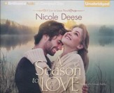 #1: A Season to Love - unabridged audio book on CD