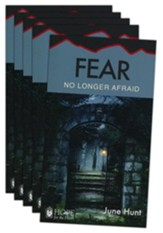 Fear: No Longer Afraid - 5 Pack
