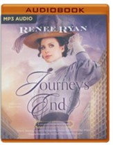 #1: Journey's End - unabridged audio book on MP3-CD