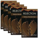 Rejection: Healing a Wounded Heart - 5 Pack