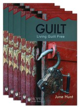 Guilt: Living Guilt Free - 5 Pack