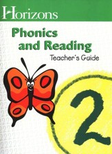 Horizons Phonics Grade 2 -- Teacher's Guide