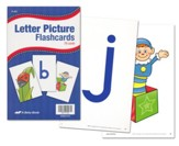 K4-K5 Letter Picture Flashcards (78 cards)