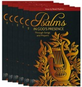 Psalms: In God's Presence Through Songs and Prayers, Pamphlet -  5 Pack