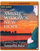 Amish Widows New Hope - unabridged audio book on CD
