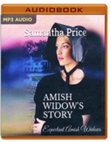 Amish Widows Story - unabridged audio book on CD