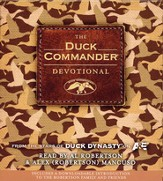 The Duck Commander Devotional Unabridged Audiobook on CD