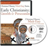 Early Christianity: Growth & Persecution Single Session DVD