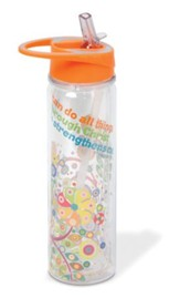 I Can Do All Things 20oz. Sports Bottle