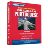 Portuguese (Brazilian), Conversational: Learn to Speak and Understand Brazilian Portuguese with Pimsleur Language Programs, Unabridged