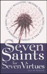 Seven Saints for Seven Virtues