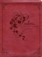 Psalms Promise Journal - Deluxe Edition