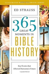 365 Great Moments in Bible History: Key Events That Affected Humanity's Future - Slightly Imperfect
