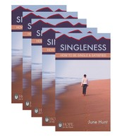 Singleness: How to Be Single and Satisfied - 5 Pack