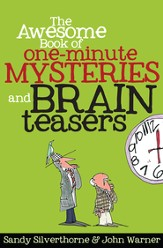 Awesome Book of One-Minute Mysteries and Brain Teasers, The - eBook