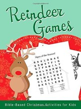 Reindeer Games: Bible-Based Christmas Activities for Kids - Slightly Imperfect