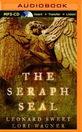 The Seraph Seal - unabridged audio book on MP3-CD