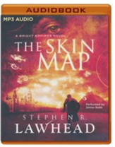 #1: The Skin Map: A Bright Empires Novel - unabridged audio book on MP3-CD