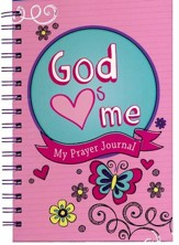 God Hearts Me: My Prayer Journal