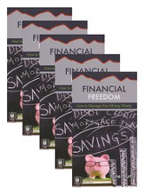 Financial Freedom: How to Manage Your Money Wisely - 5-pack