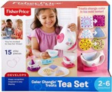 Color Changing Treats Tea Set