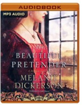 #2: The Beautiful Pretender, Medieval Fairy Tale Romance - unabridged audio book on MP3-CD