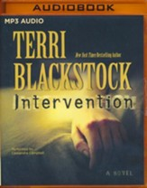 #1: Intervention: A Novel - unabridged audio book on MP3-CD