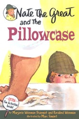 Nate the Great and the Pillowcase - eBook