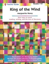 King of the Wind, Novel Units Teacher's Guide, Grades 7-8