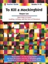 To Kill a Mockingbird, Novel Units Teacher's Guide, Grades 9-12