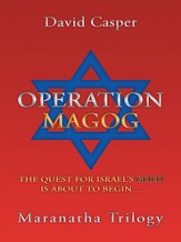 Operation Magog: The quest for Israel's gold is about to begin - eBook
