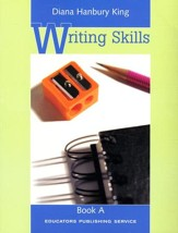 Writing Skills Book A, Grades 2-4 (Homeschool Edition)