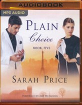 #5: Plain Choice, The Plain Fame Series - unabridged audio book on MP3-CD