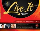 NLT Live It Now! Dramatized Audio Bible, MP3