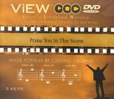 Praise You In This Storm, Accompaniment DVD
