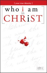 Who I am in Christ, Pamphlet - eBook