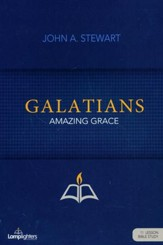 Galatians: Amazing Grace Study Guide