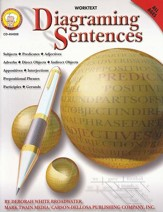 Diagraming Sentences, Grades 4 & up