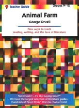 Animal Farm, Novel Units Teacher's  Guide, Grades 9-12