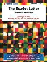 The Scarlet Letter, Novel Units Teacher's Guide, Grades 9-12