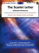 The Scarlet Letter, Novel Units  Student Packet, Grades 9-12