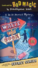 Write This Book: A Do-It-Yourself Mystery - eBook