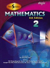 New Syllabus Math Textbook 2 (New Edition)