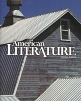 BJU American Literature, Student  Textbook Grade 11 Revised  (Copyright Update)