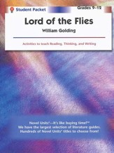 Lord of the Flies, Novel Units Student Packet, Grades 9-12