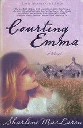 Courting Emma, Little Hickman Creek Series #3