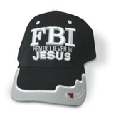 Firm Believer In Jesus Cap