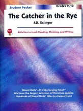 Catcher in the Rye, Novel Units  Student Packet, Grades 9-12